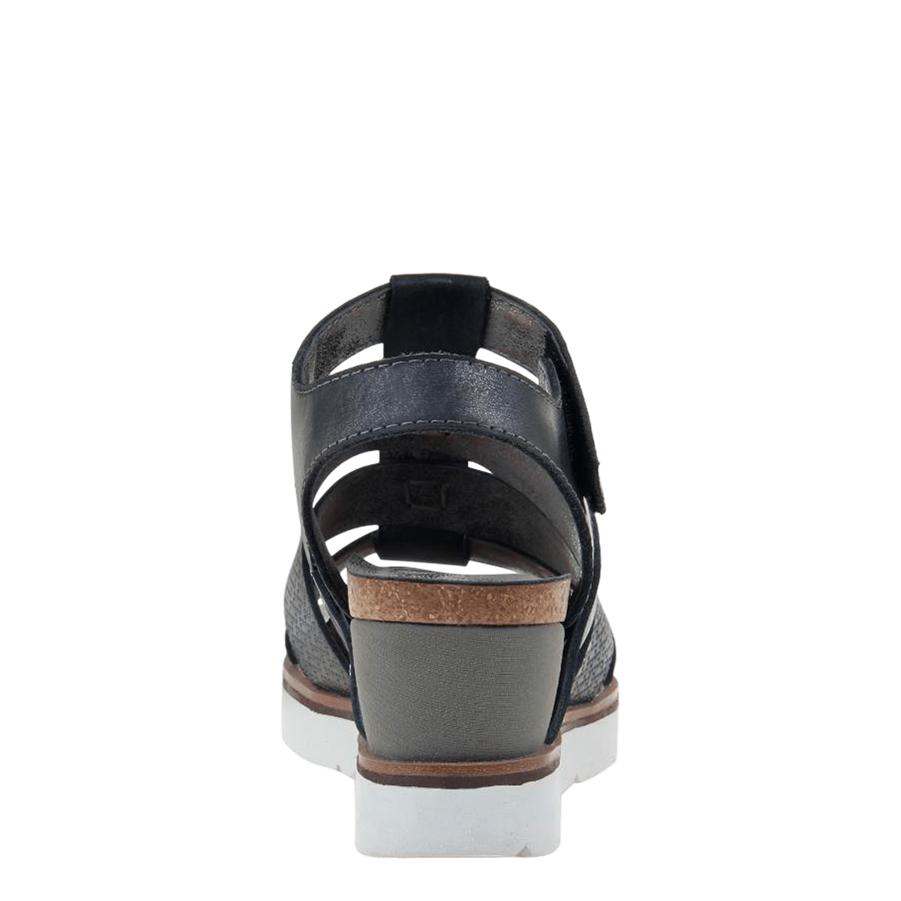 ef27c69324 New Moon in New Black Wedge Sandals   Women's Shoes by OTBT