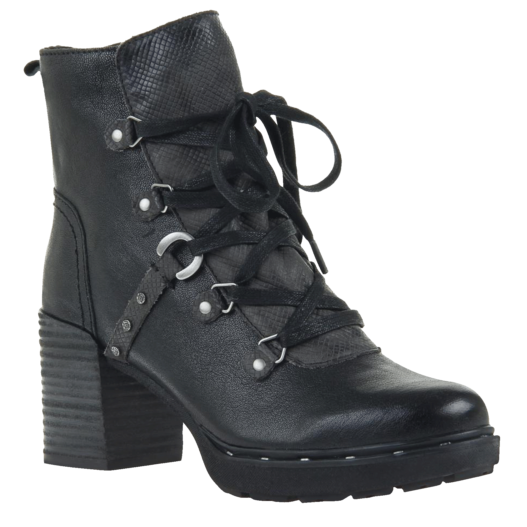 Ankle Boots Black Women