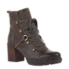 Womens ankle boot Oregon in jave