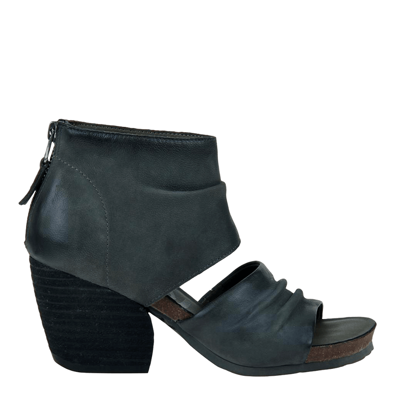 PATCHOULI in DUSTY GREY Heeled Sandals