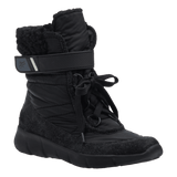 PIONEER in BLACK Cold Weather Boots