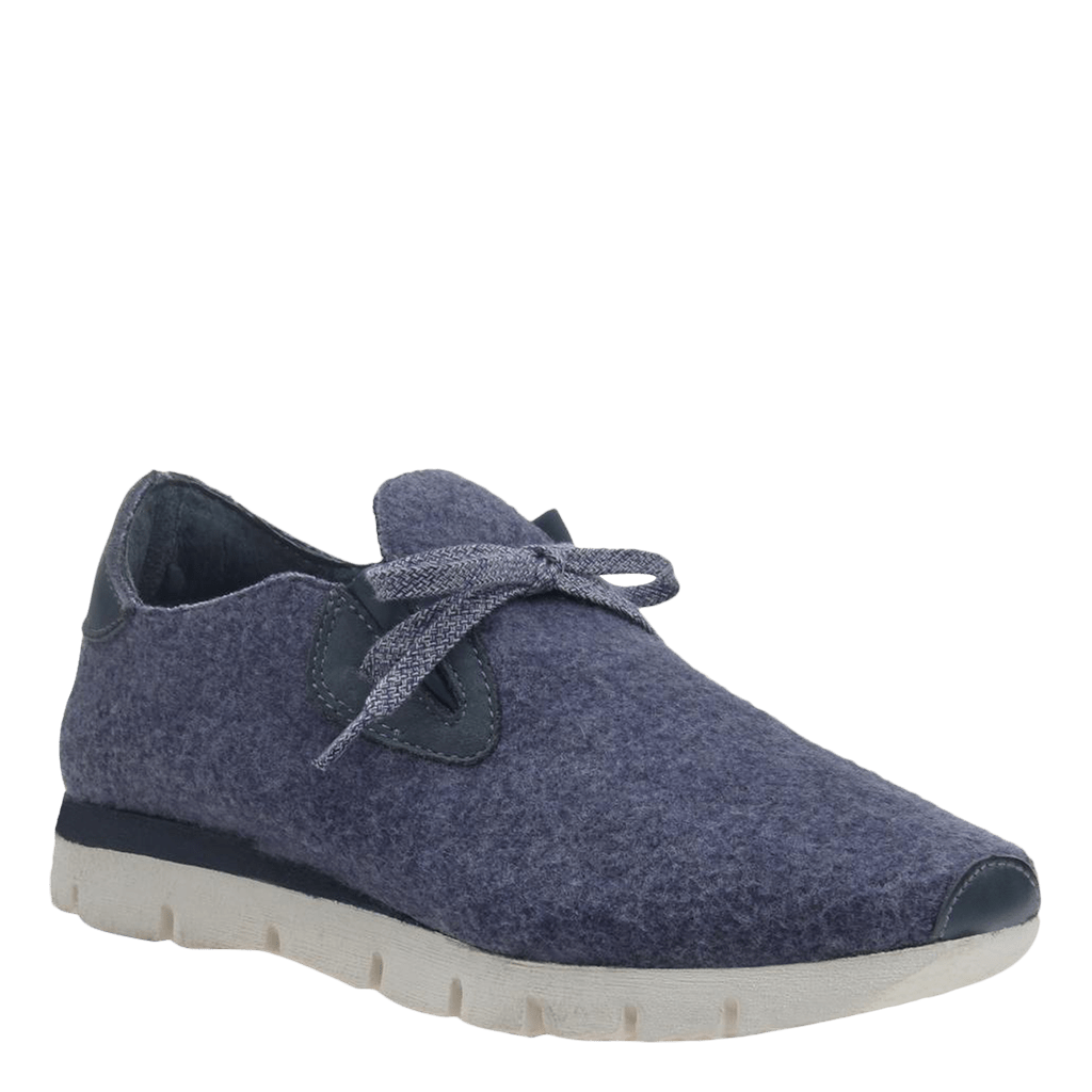 Womens sneaker radius in blue marine