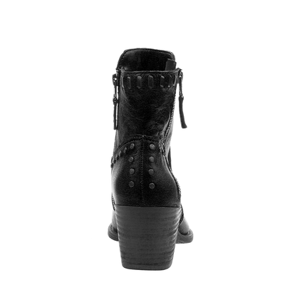 red eye womens boot in black