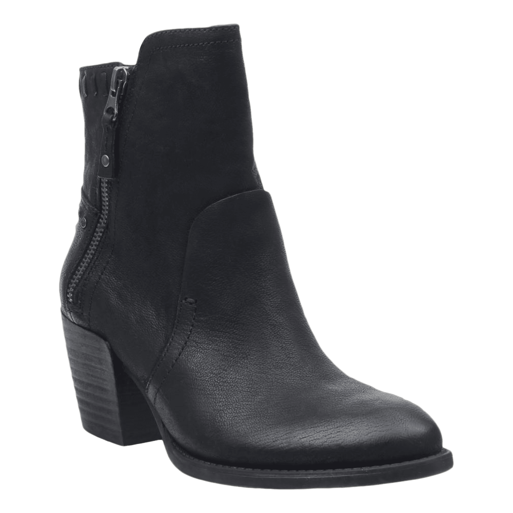 Red Eye in Black Ankle Boots | Women's