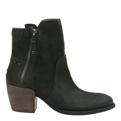 Womens boot red eye sable outside