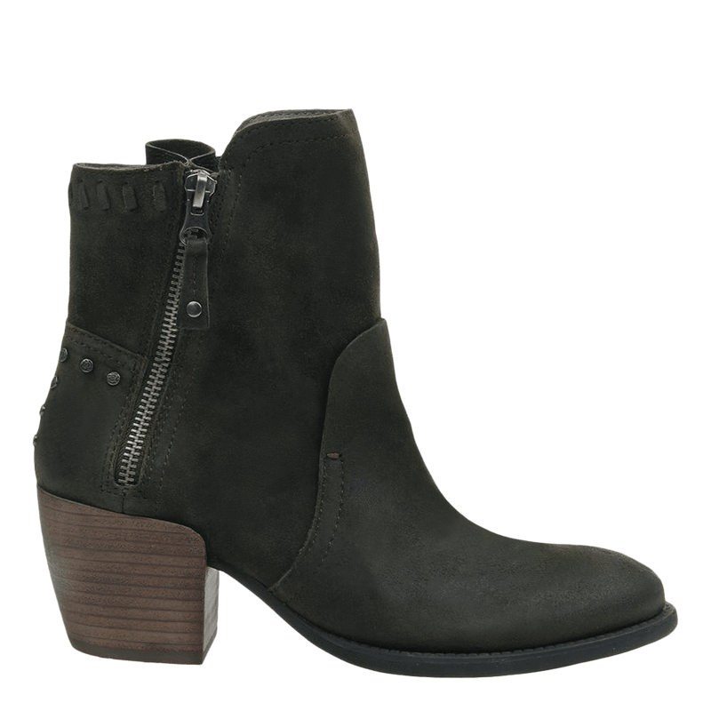 Womens boot red eye sable