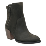 RED EYE in SABLE Ankle Boots