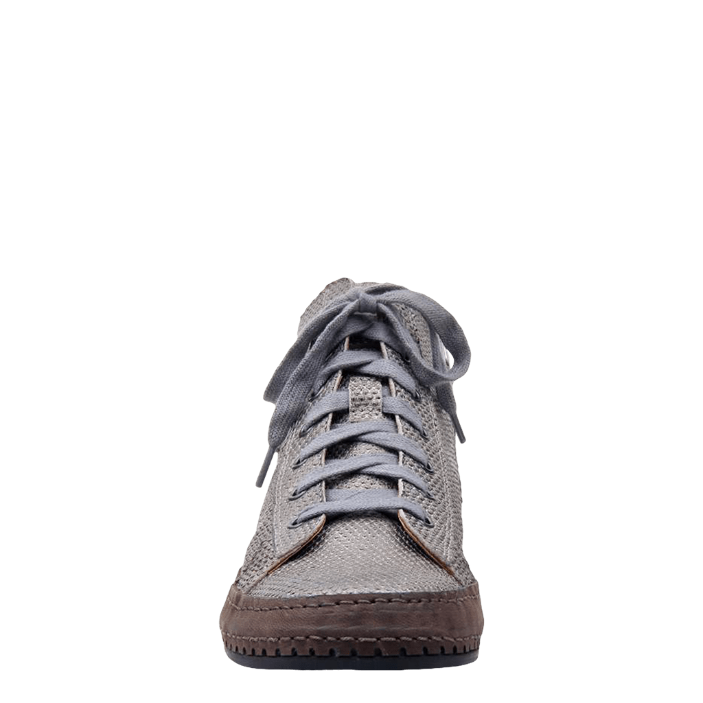 Round Trip in Grey Pewter Sneakers