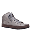 Womens sneaker round trip grey pewter