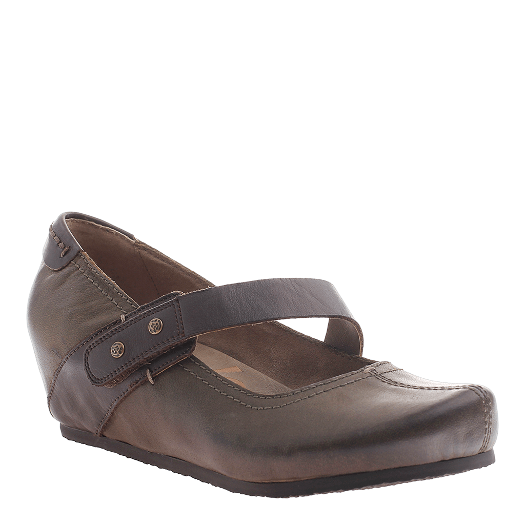 OTBT, Salem, Mint, Wedge with top strap