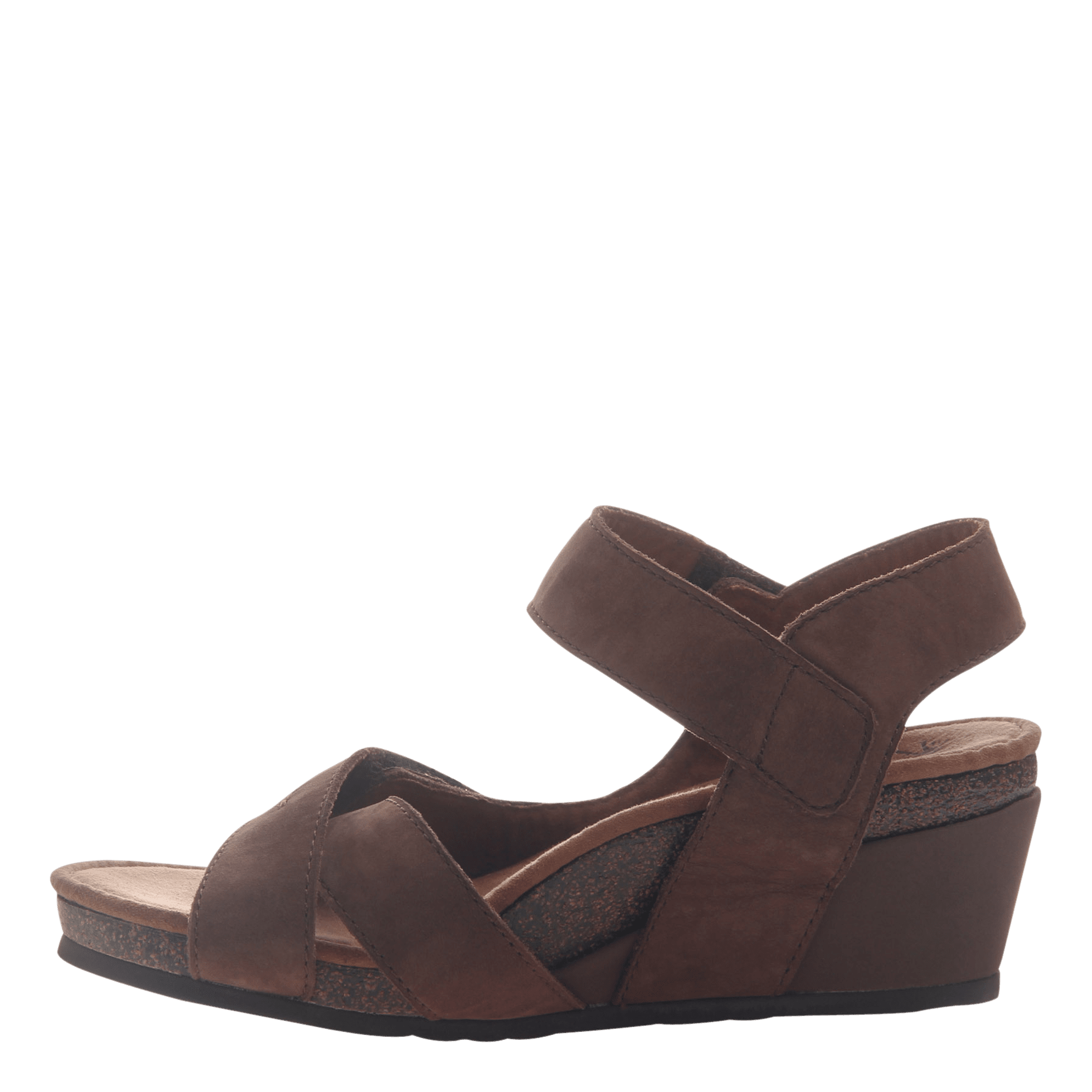 Sandey in Coffeebean Wedge  Sandales  Wedge  Damens's Schuhes by OTBT 5db866