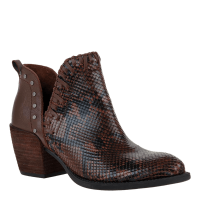 Womens boot Santa Fe in Tuscany