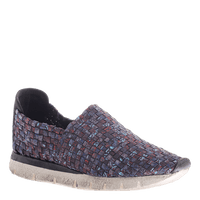 OTBT, Sellwood, Electric Blue, Slip on sneaker