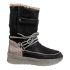 womens boot slope in black side