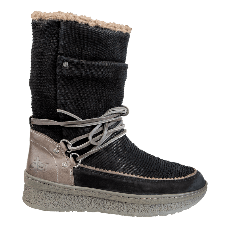 womens boot slope in black