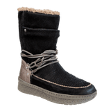 SLOPE in BLACK Cold Weather Boots