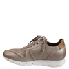 Womens sneaker snowbird in cloudburst left view