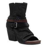 SOJOURN in BLACK Ankle Boots
