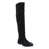 STEERAGE in BLACK Knee High Boots