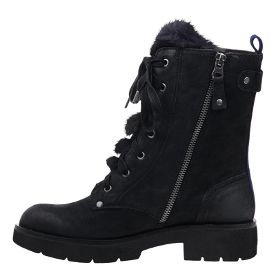 Womens boot summit black inside
