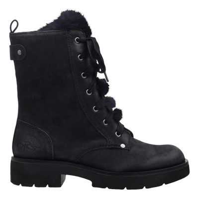 Womens boot summit black side