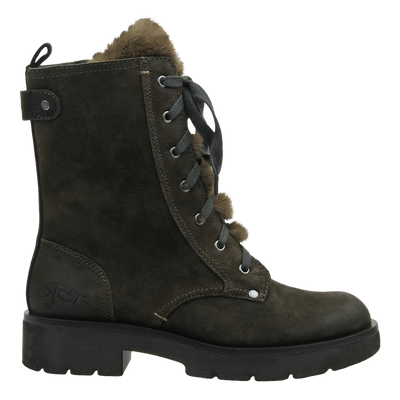 Womens boot summit mint side