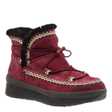 TERRENO in CHERRY Cold Weather Boots