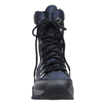 womens boot trail master navy front
