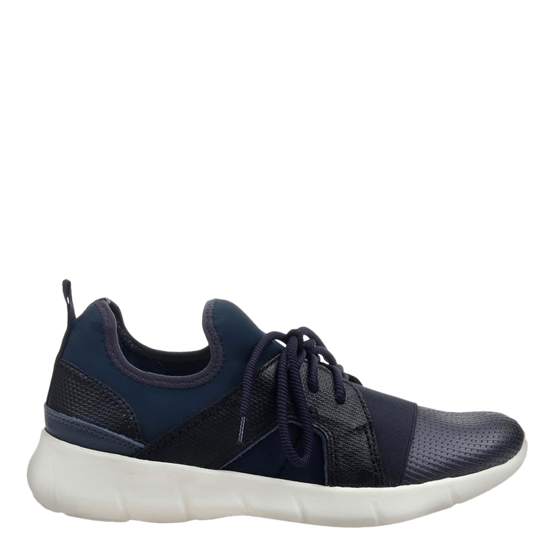 Womens sneaker transfer new blue