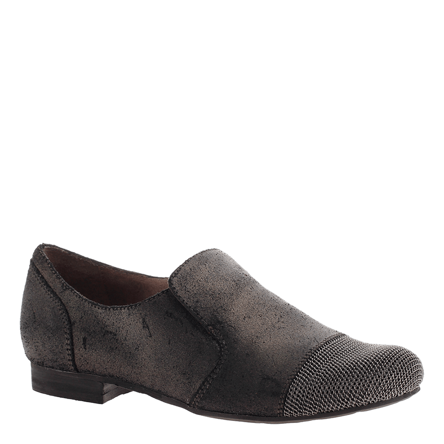 OTBT, Union Springs, Black, Slip on oxford