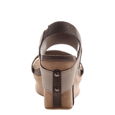 Bushnell Coffeebean wedge back view
