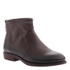 Women's ankle boot tilton in dark brown