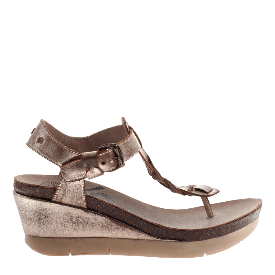 Graceville wedge in Gold