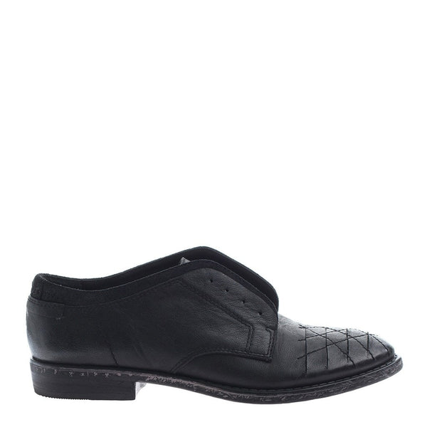 OTBT, Thayer, Black, Slip on oxford