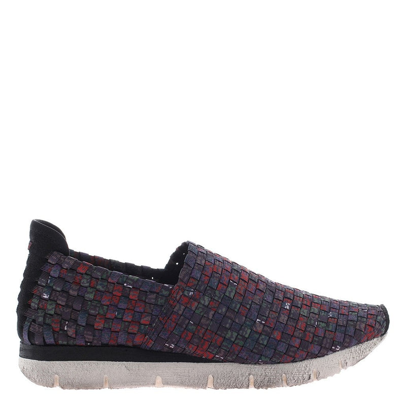 OTBT, Sellwood, Red, Slip on sneaker