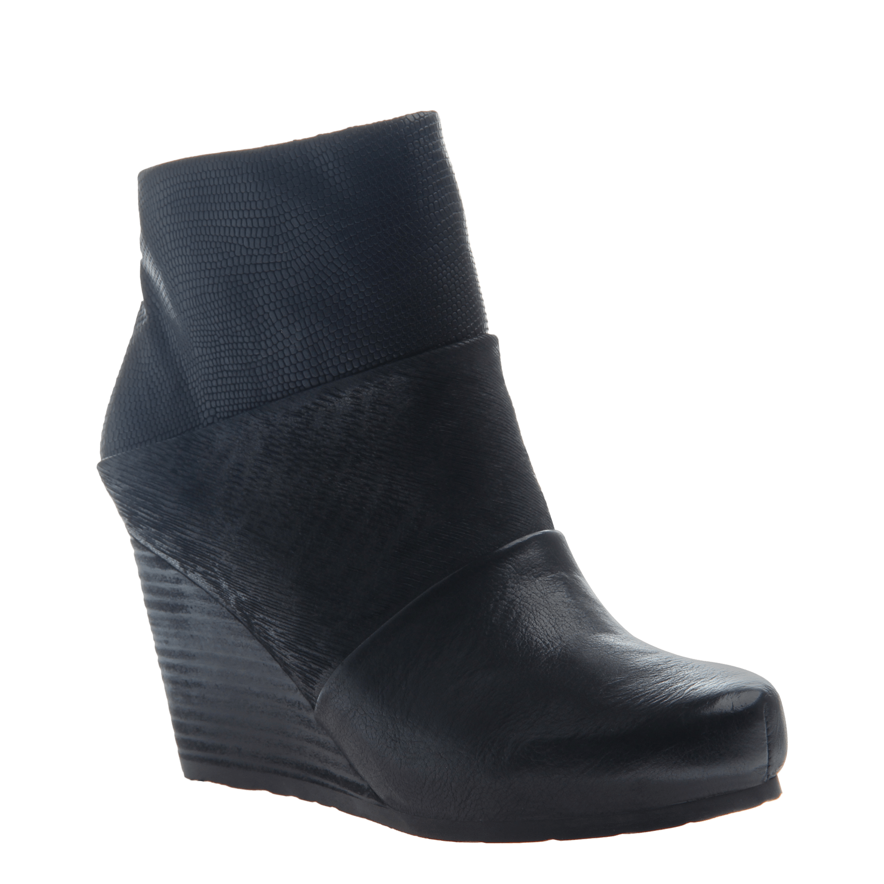 The Dharma In Black Ankle Boots travel product recommended by Ashley Culpepper on Lifney.
