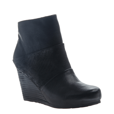 Dharma women's ankle boot in black