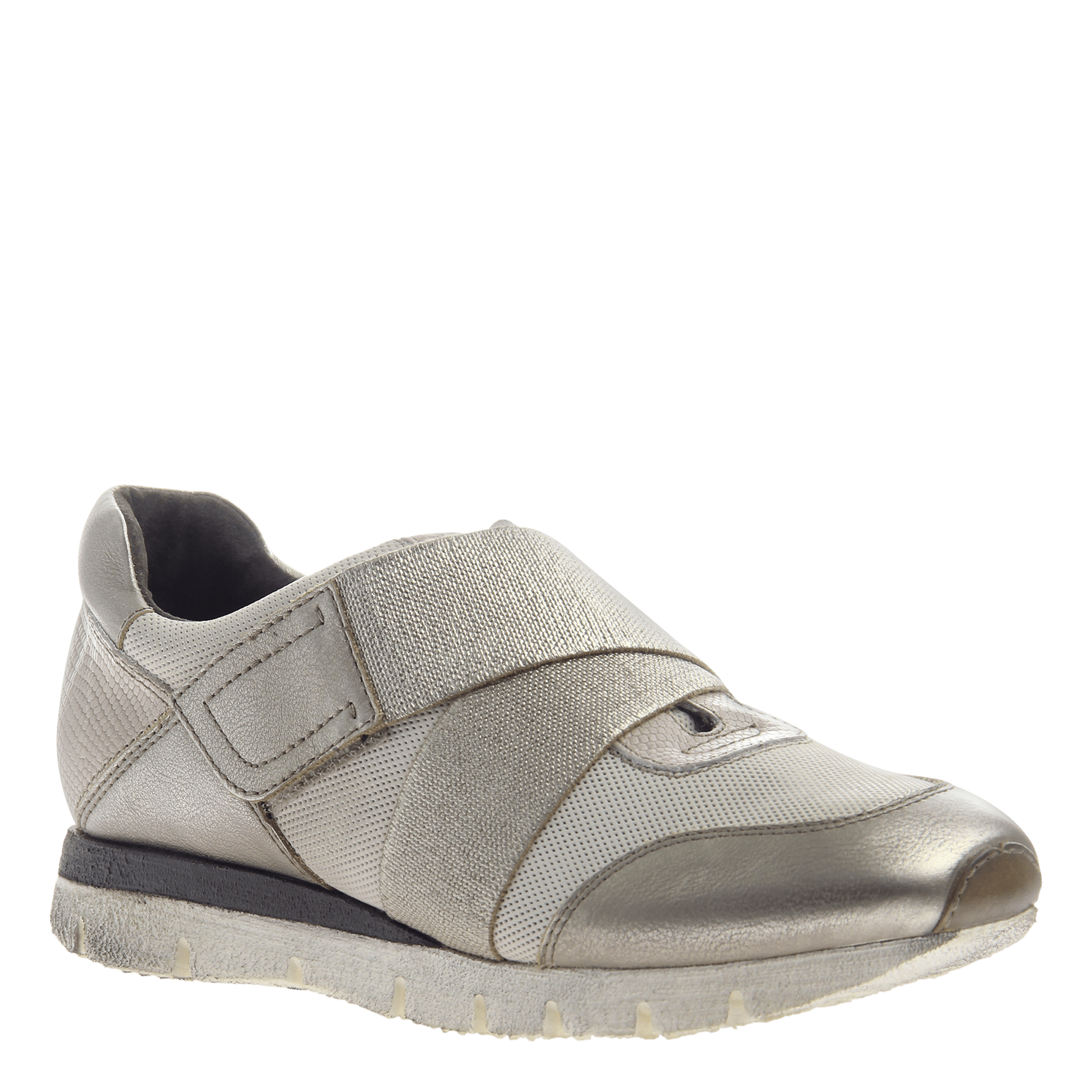 New Wave Women's sneaker in Light Pewter