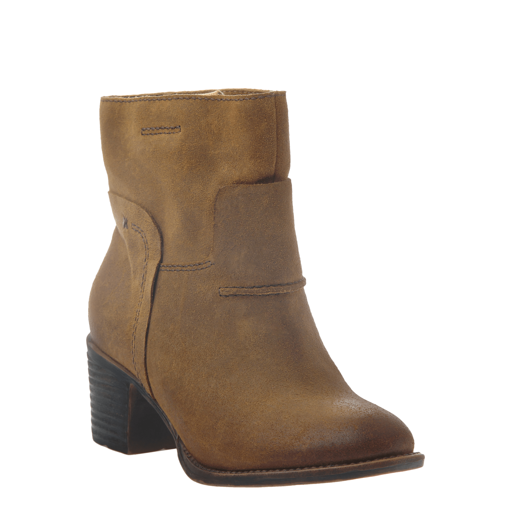 Urban women's ankle boot in New Taupe