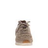 Khora women's sneaker in Bone front view