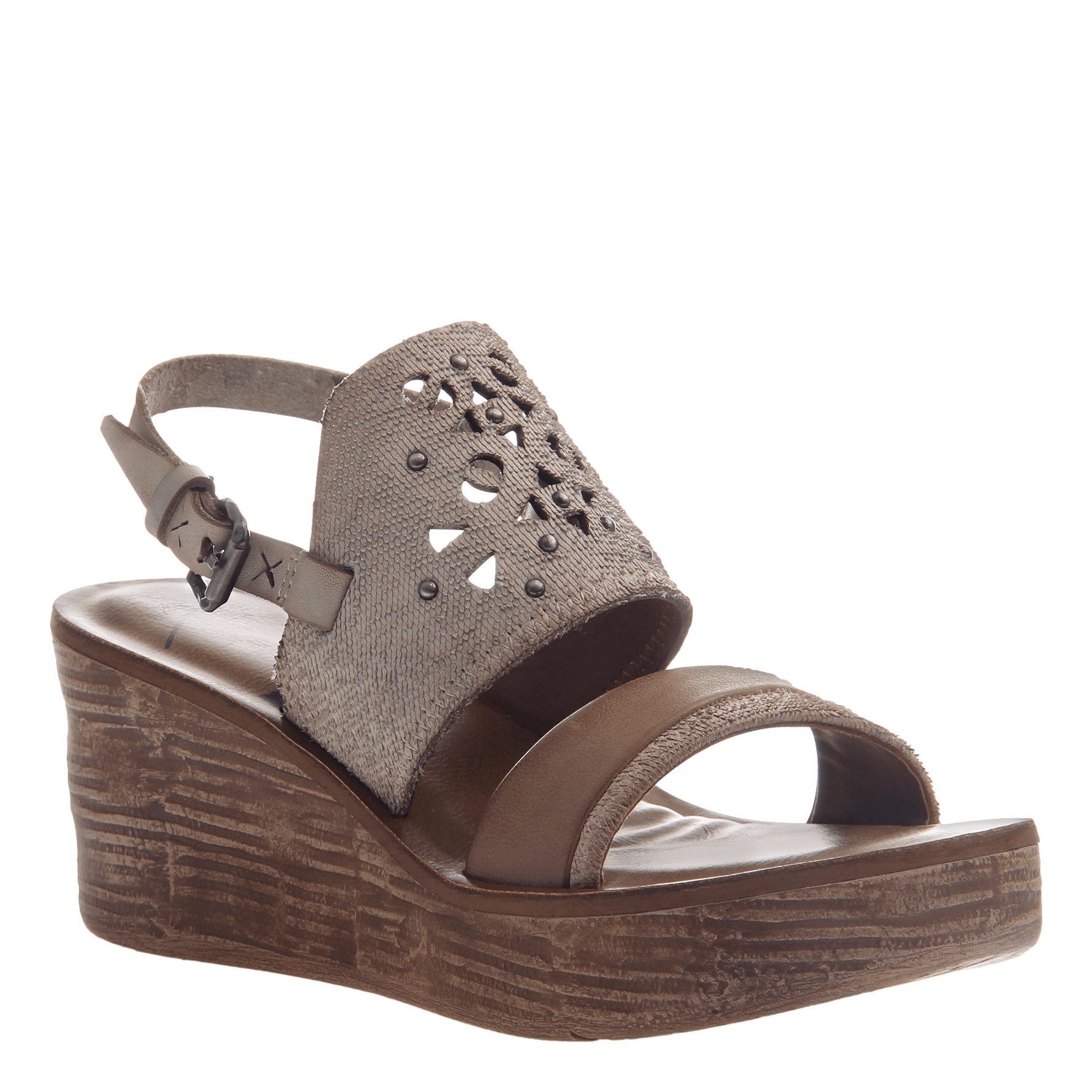 OTBT Womens Hippie Wedge Sandal  1O1NIS25B