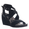 Freedom wedge in Black