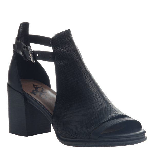 Metaphor In Black Heeled Sandals Women S Shoes By Otbt
