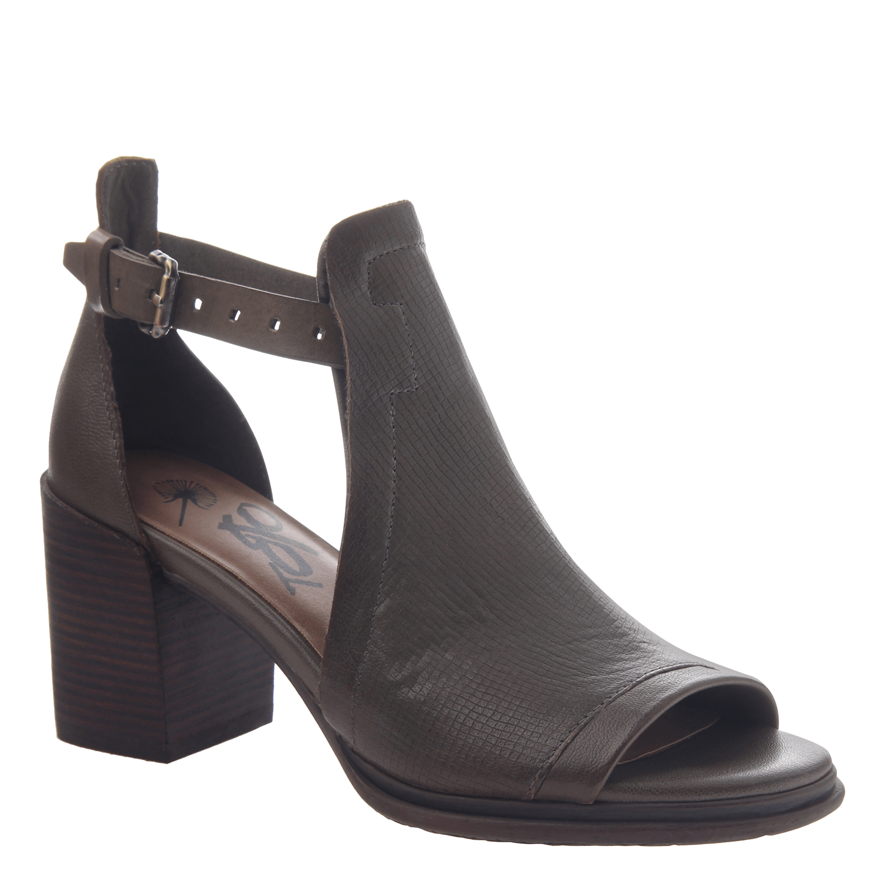 Metaphor women's heel in mint