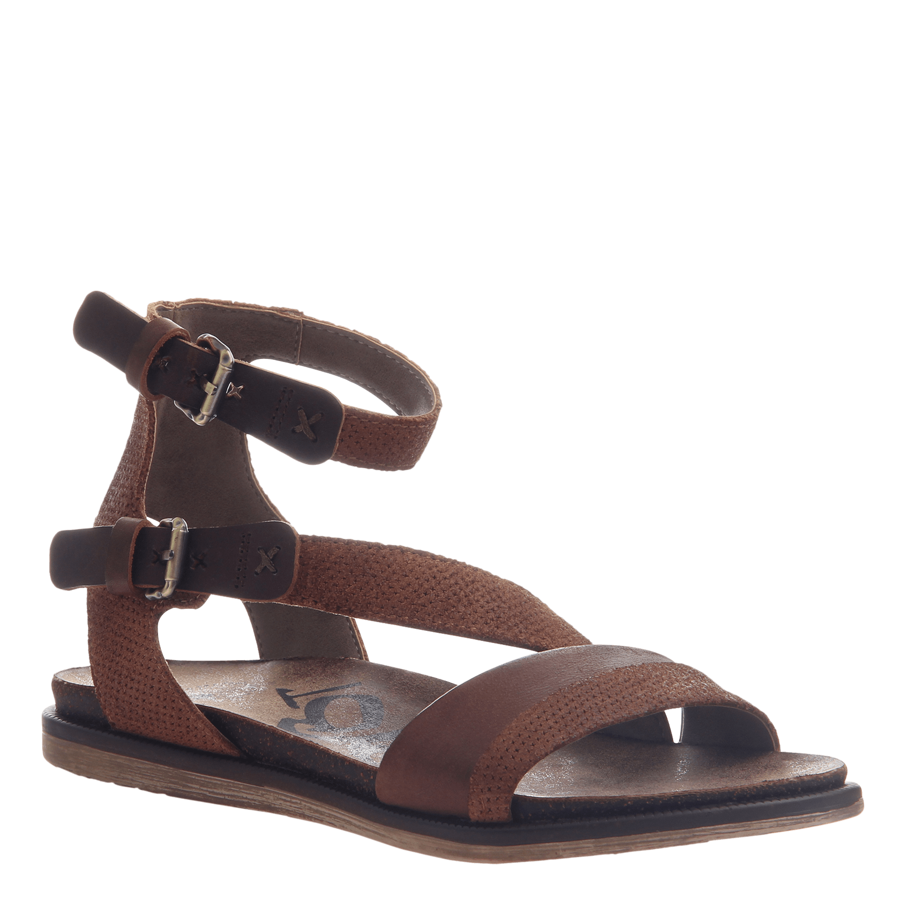 March On women's sandal in Tuscany