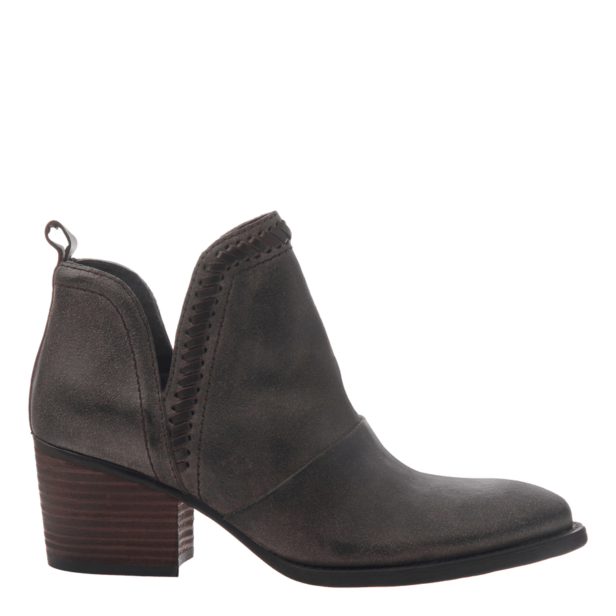 Women's ankle bootie the venture in mint