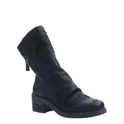 Women's mid shaft boot Fernweh in black
