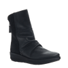 Women's mid shaft boot the Pilgrim in black