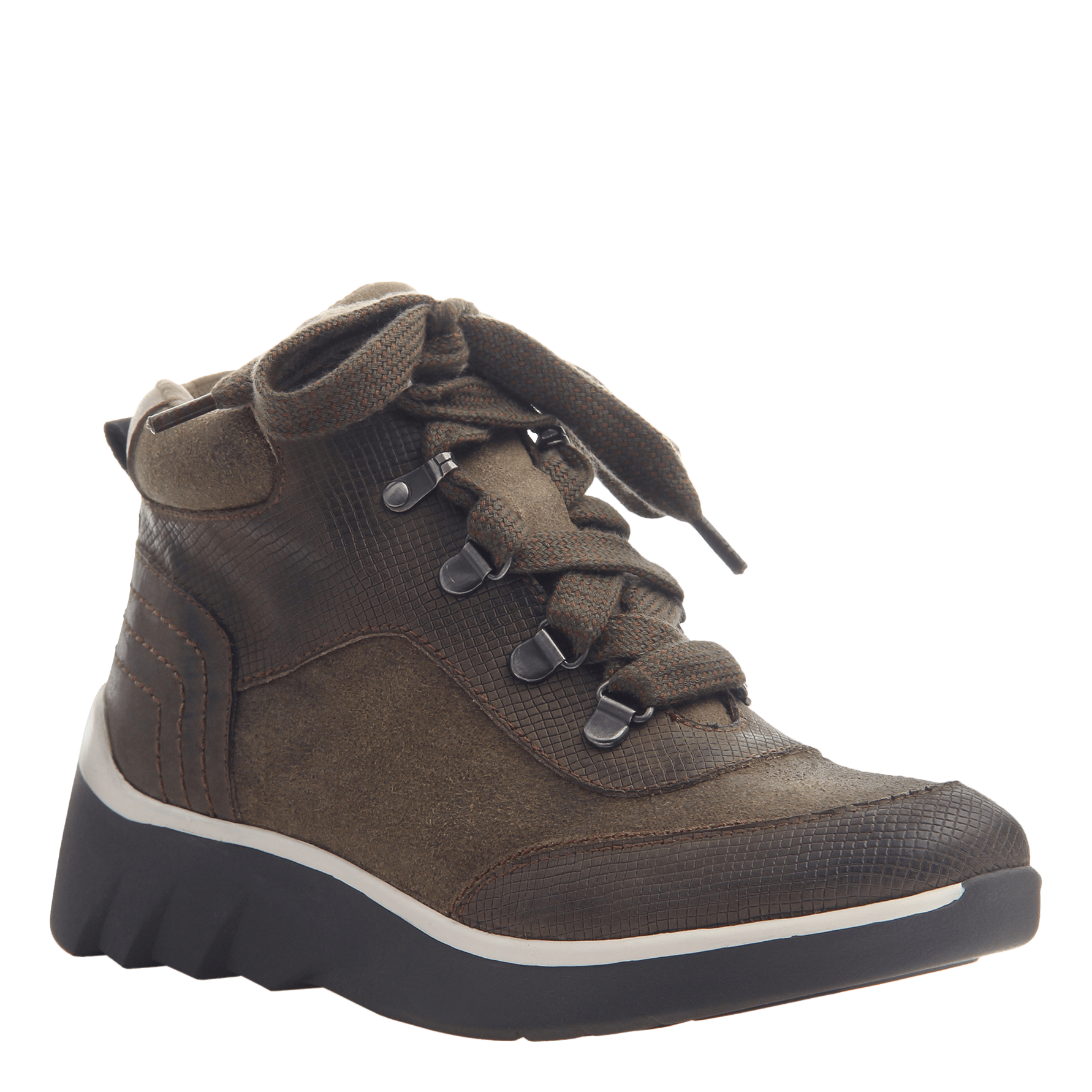 Women's hiker boot the commuter in Mint