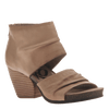 Women's heeled sandal Patchouli in Light Taupe